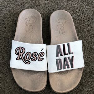 Sam Edelman Rose All Day Slides